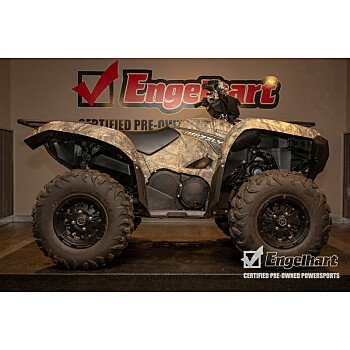 2017 Yamaha Grizzly 700 for sale 200672976