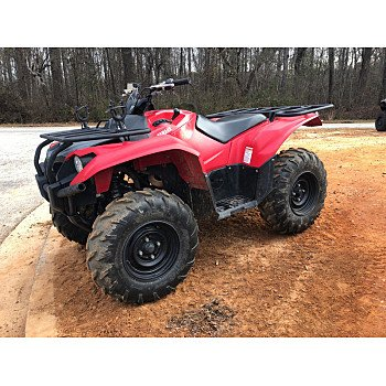 2017 Yamaha Kodiak 700 for sale 200629470