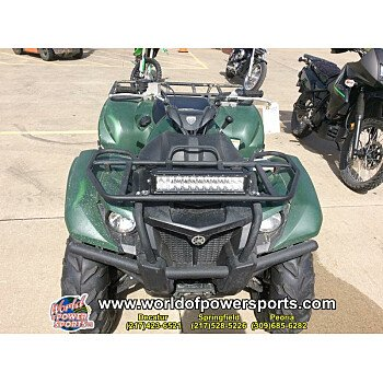 2017 Yamaha Kodiak 700 for sale 200719324