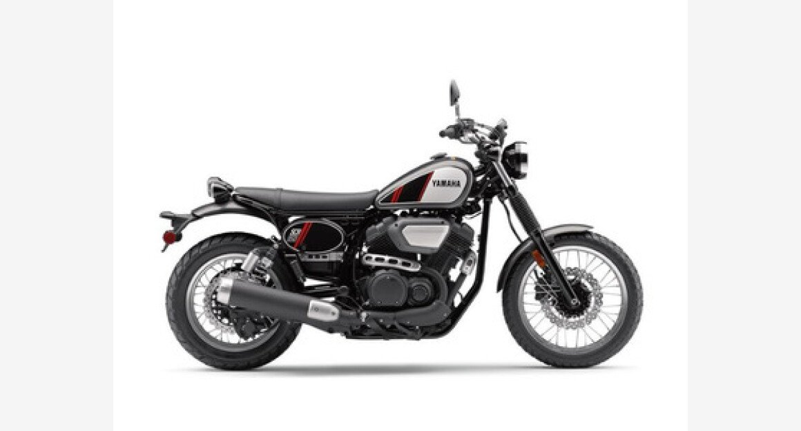 2017 Yamaha SCR950 for sale 200470088