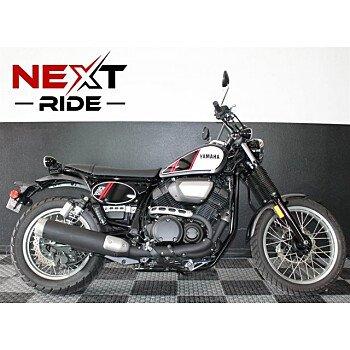 2017 Yamaha SCR950 for sale 200606810