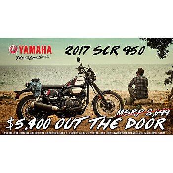 2017 Yamaha SCR950 for sale 200731736