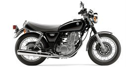 2017 Yamaha SR400 Base specifications