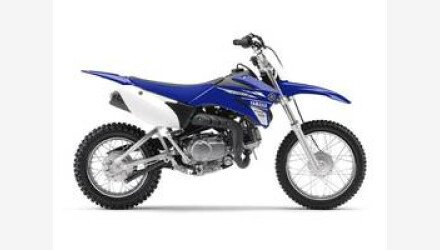 2017 Yamaha TT-R110E for sale 200703691