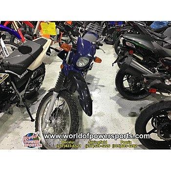 2017 Yamaha XT250 for sale 200672499