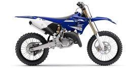 2017 Yamaha YZ100 125 specifications