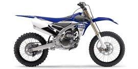 2017 Yamaha YZ100 250F specifications