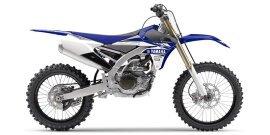 2017 Yamaha YZ100 450F specifications