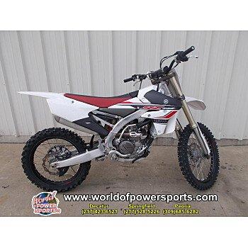 2017 Yamaha YZ250F for sale 200637700