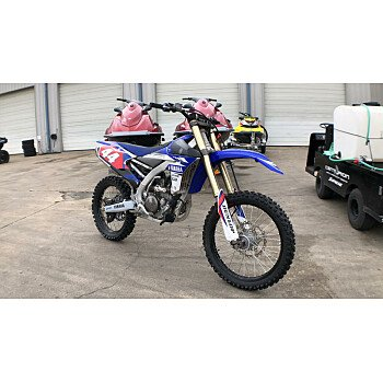 2017 Yamaha YZ250F for sale 200695278