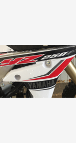 2017 Yamaha YZ250F for sale 200638828