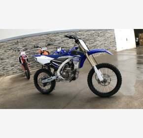 2017 Yamaha YZ250F for sale 200711956