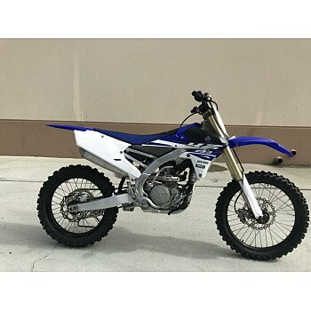 2017 Yamaha YZ250F for sale 200713913