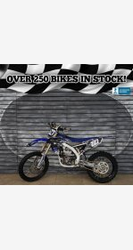 2017 Yamaha YZ250F for sale 201002360