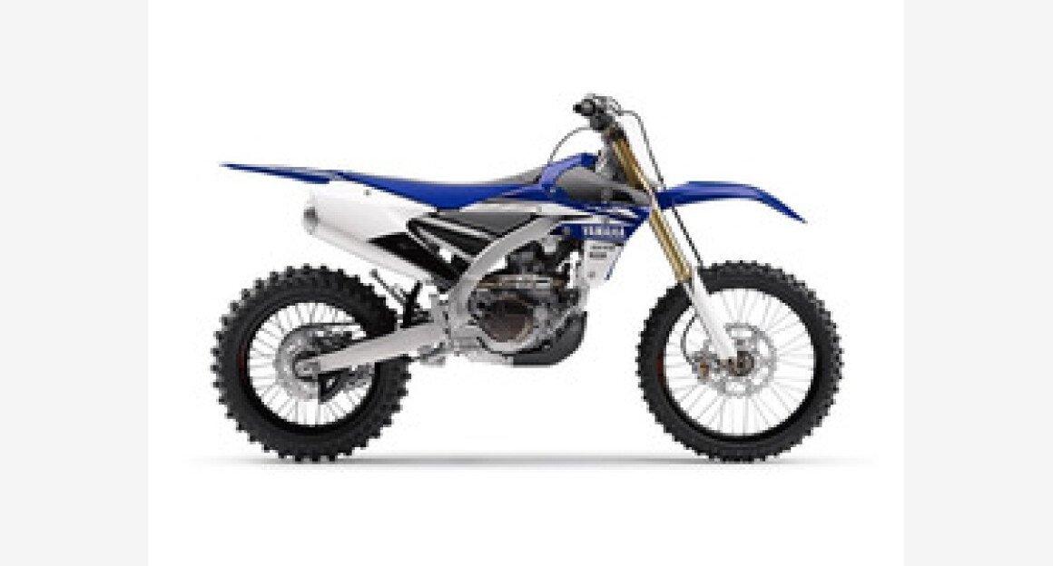 2017 Yamaha YZ450F for sale 200381308