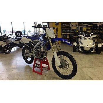 2017 Yamaha YZ450F for sale 200453908