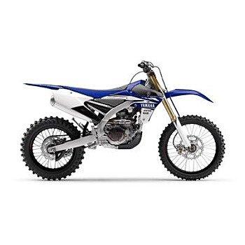 2017 Yamaha YZ450F for sale 200690440