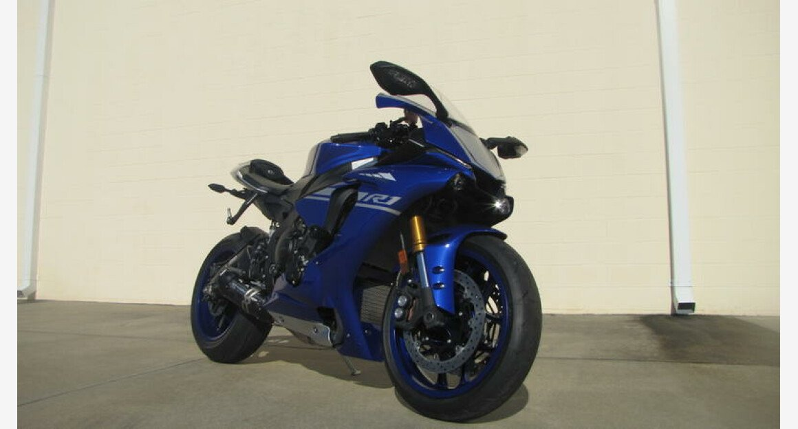 2017 Yamaha YZF-R1M for sale 200660632