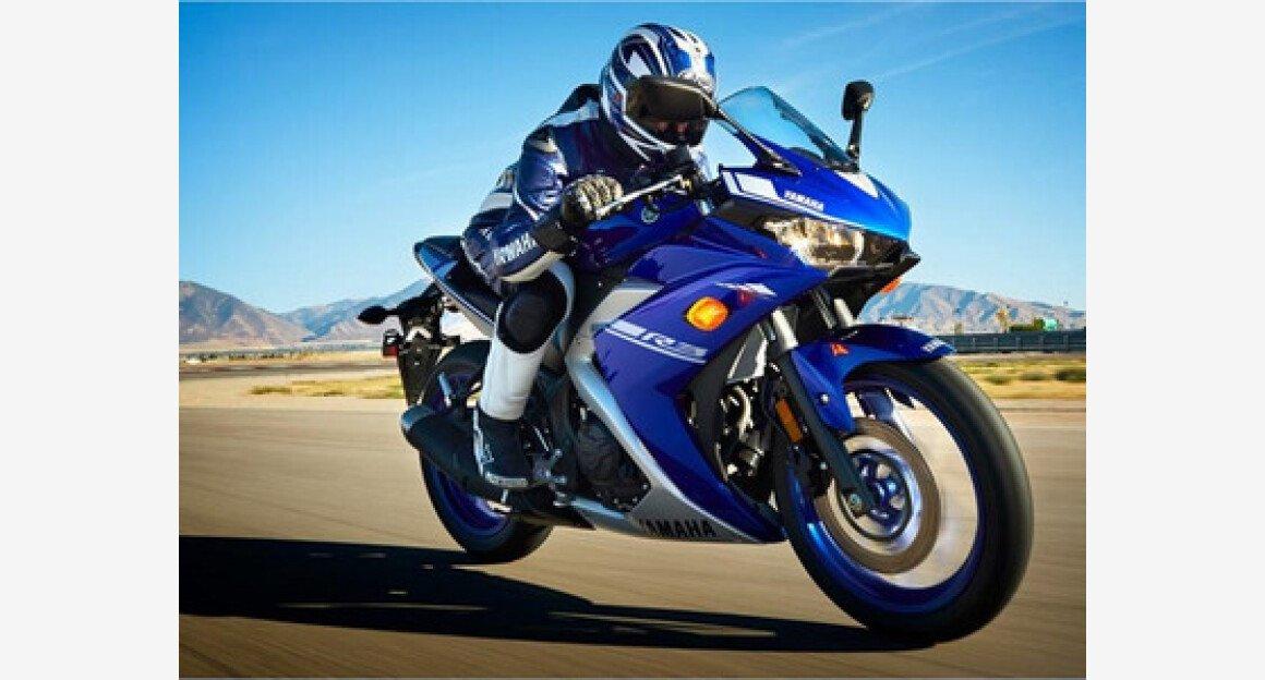 2017 Yamaha YZF-R3 for sale 200474511