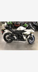 2017 Yamaha YZF-R3 for sale 200470092