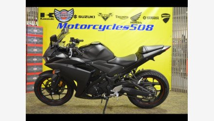 2017 Yamaha YZF-R3 for sale 200591122