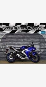 2017 Yamaha YZF-R3 for sale 200614736