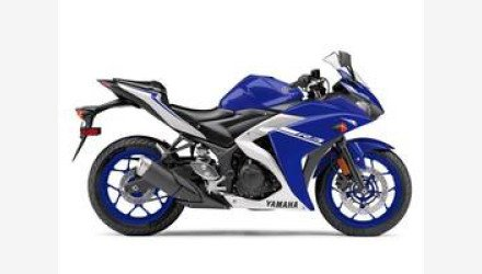 2017 Yamaha YZF-R3 for sale 200713228