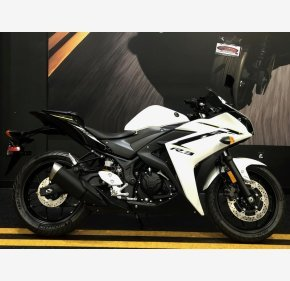 2017 Yamaha YZF-R3 for sale 200714739