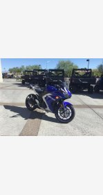 2017 Yamaha YZF-R3 for sale 200728246