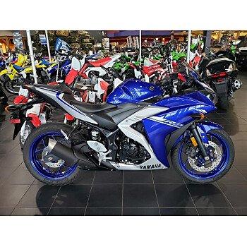 2017 Yamaha YZF-R3 for sale 200772645