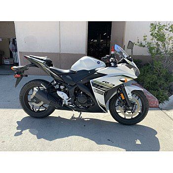 2017 Yamaha YZF-R3 for sale 200778016