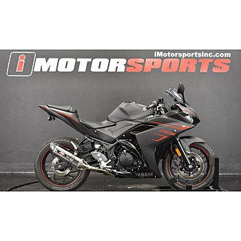2017 Yamaha YZF-R3 for sale 200788333