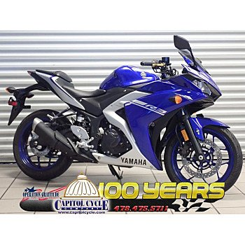 2017 Yamaha YZF-R3 for sale 200792435