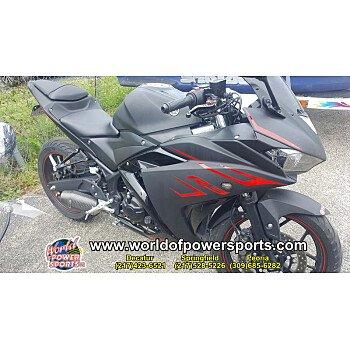 2017 Yamaha YZF-R3 for sale 200795478