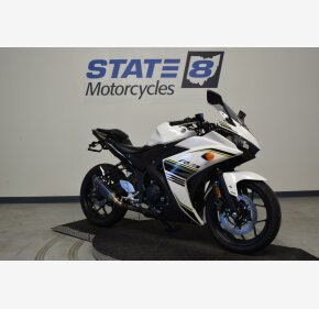 2017 Yamaha YZF-R3 for sale 200804381