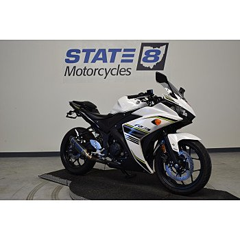2017 Yamaha YZF-R3 for sale 200804381