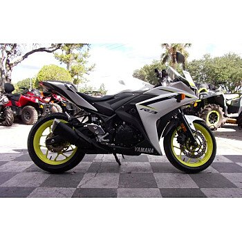 2017 Yamaha YZF-R3 for sale 200807006