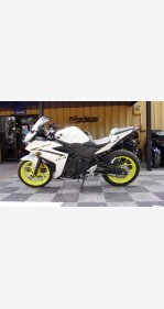 2017 Yamaha YZF-R3 for sale 200807006