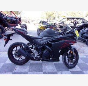 2017 Yamaha YZF-R3 for sale 200834582