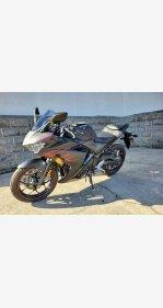2017 Yamaha YZF-R3 for sale 201008485