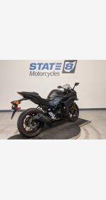 2017 Yamaha YZF-R3 for sale 201070263