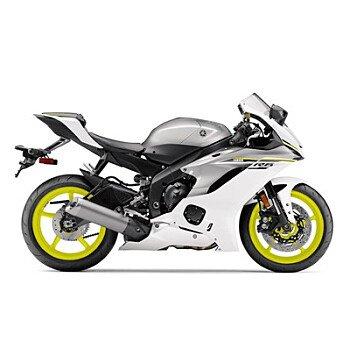 2017 Yamaha YZF-R6 for sale 200472728