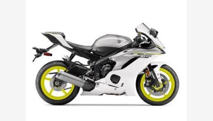 2017 Yamaha YZF-R6 for sale 200457684