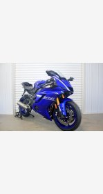 2017 Yamaha YZF-R6 for sale 200688049