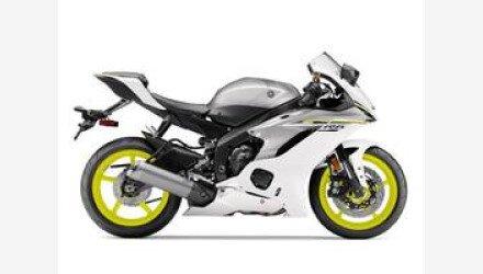 2017 Yamaha YZF-R6 for sale 200688049