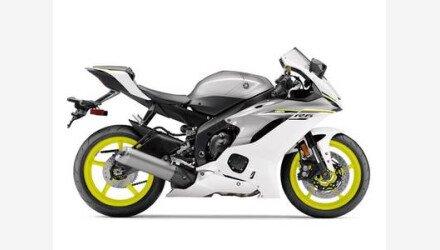 2017 Yamaha YZF-R6 for sale 200704511