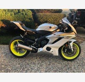 2017 Yamaha YZF-R6 for sale 200713226