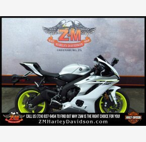 2017 Yamaha YZF-R6 for sale 200725140