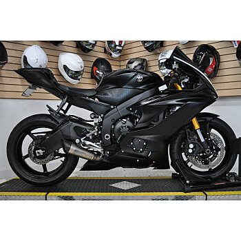 2017 Yamaha YZF-R6 for sale 200805232