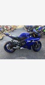 2017 Yamaha YZF-R6 for sale 200843147